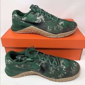 Nike Shoes - Nike Metcon 3 Camo Training Shoes 852928 008
